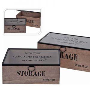 Καλάθια - Κουτιά αποθήκευσης