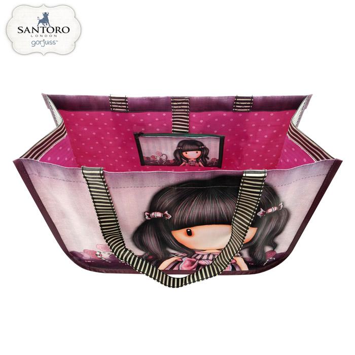 295ddf03d8 Santoro Gorjuss Τσάντα για ψώνια Sugar and Spice – E-Carousel