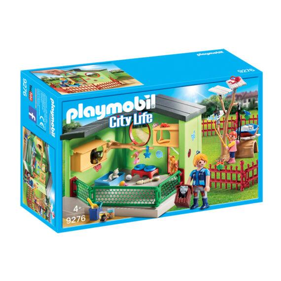 Playmobil City Life Ξενώνας Για Γατάκια (9276)